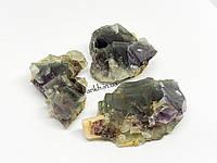 Лот - Флюорит (2), 172 г, фото 1