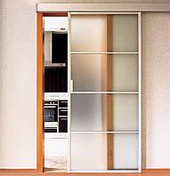 Розсувні алюміневі двері