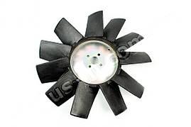 Вентилятор системы охлаждения (крыльчатка) Газель, Соболь, Волга дв.405 11 лопаст. (оригинал ГАЗ).