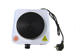Електроплита настільна дискова на 1 конфоркуСВ 3742 Crownberg настольнаяCG12