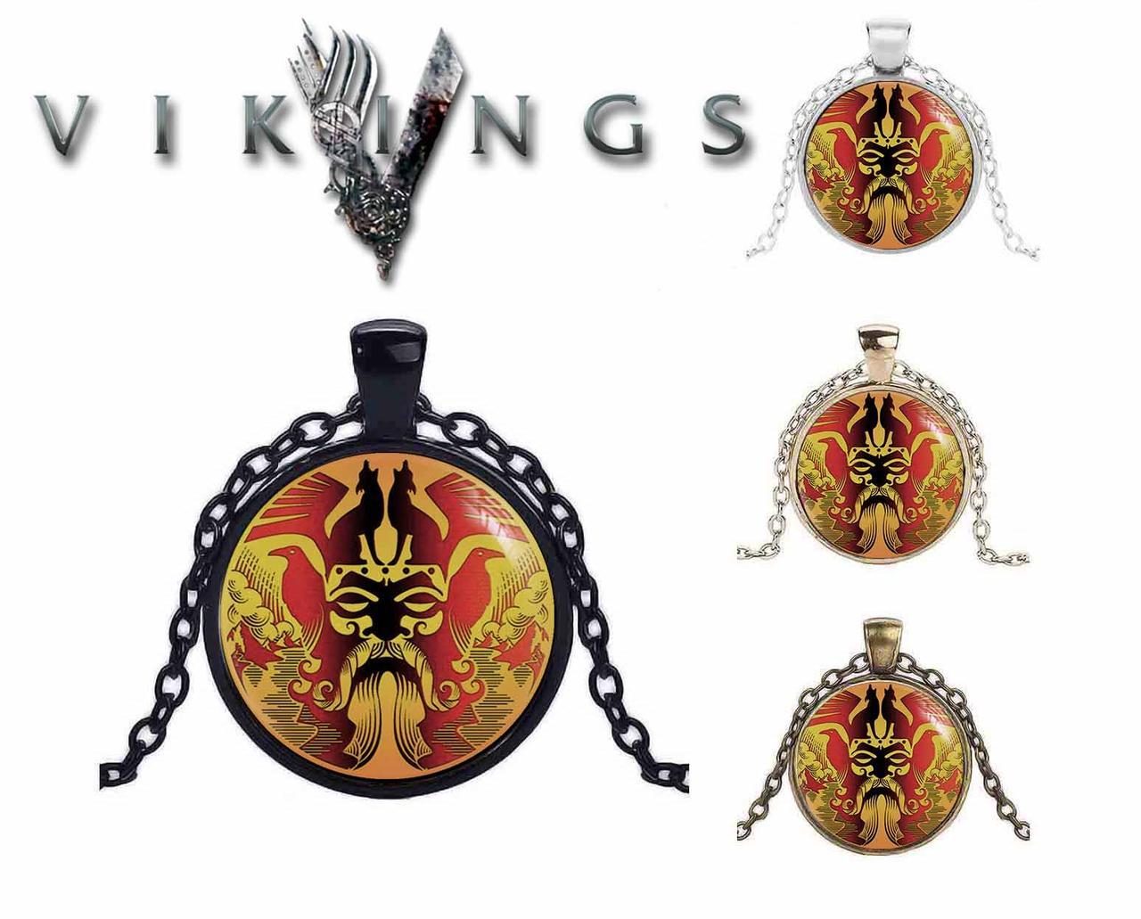 Кулон Один Викинги / Vikings