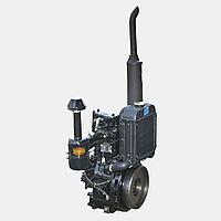 Двигатель дизельный JDL190-12 на трактор, фото 1