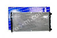 Радиатор охлаждения ВАЗ 2123 Шевроле-Нива (2 рядный алюминиевый) (пр-во Авто Престиж). 21230-130101200
