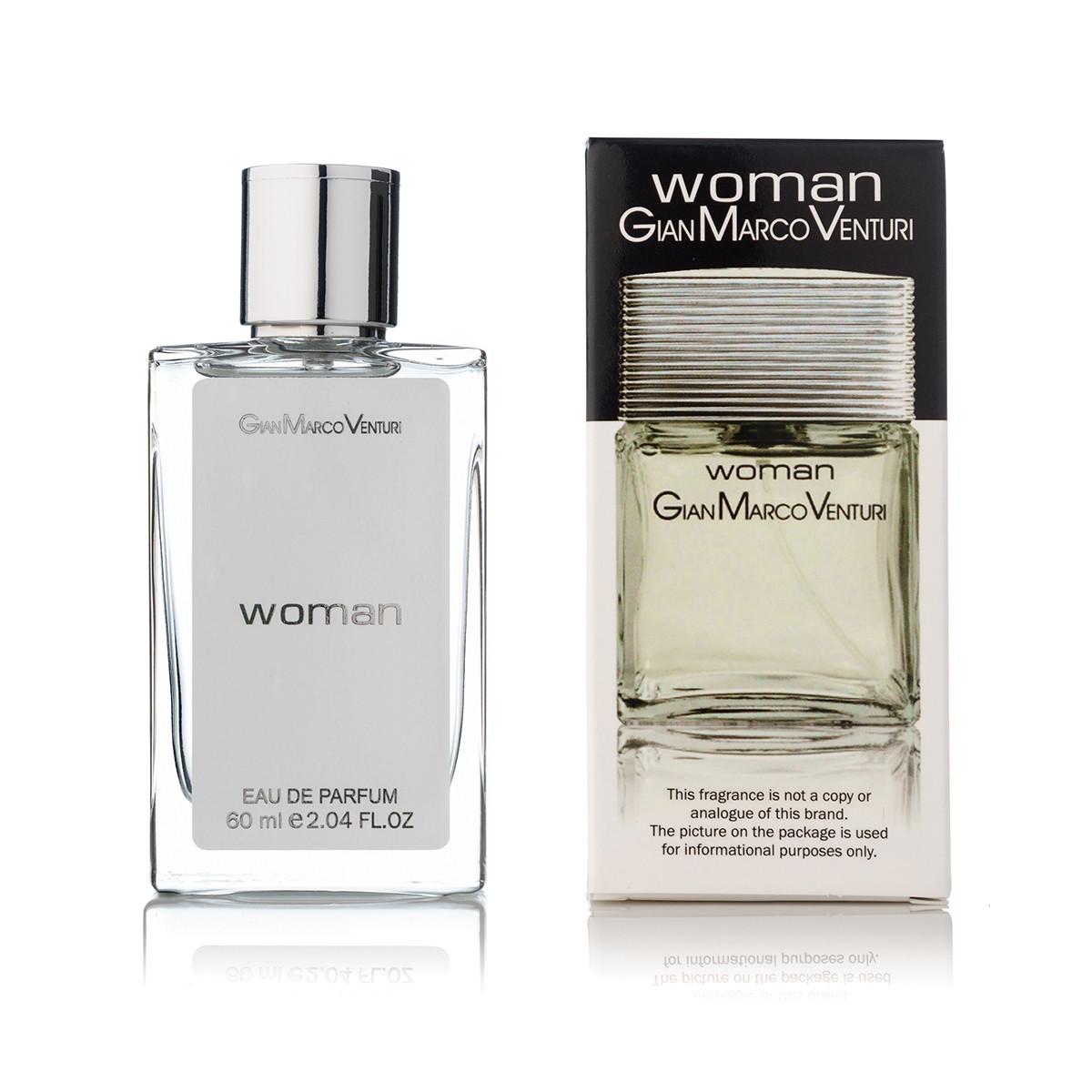 60 мл мини-парфюм  Gian Marco Venturi Woman - (Ж)