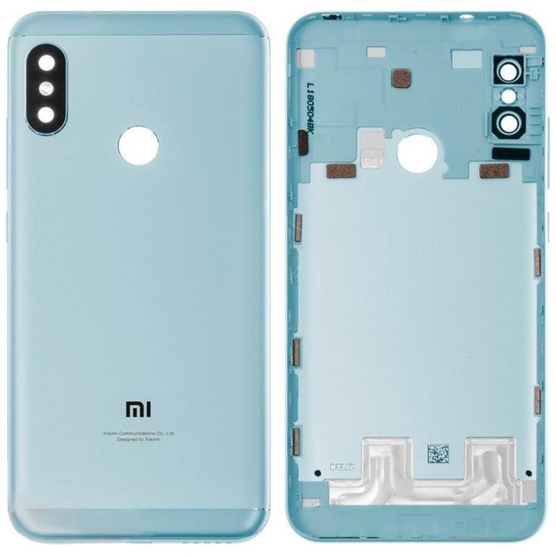 Задняя крышка Xiaomi Mi A2 Lite Blue OR