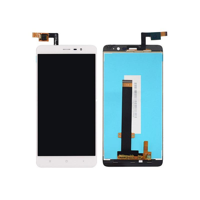 Дисплей і сенсор (модуль) на Xiaomi Redmi 3, 3s, 3x, 3 pro білий