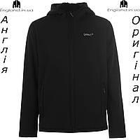 Куртка мужская SoftShell Gelert из Англии - осень/весна