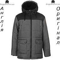 Куртка парка стеганая мужская Gelert из Англии - демисезонная