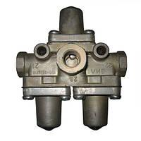 Клапан защитный тройной КАМАЗ 5320