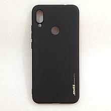 Чехол Xiaomi Redmi Note 7 SMTT Black