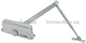 Доводчик дверной Armadillo морозостойкий LY5 120 кг (белый)