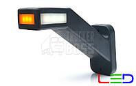 Габарит заноса прицепа LED WAS 12-24v Правая сторона