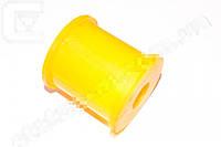 Втулка стабилизатора Газель (круглая) полиуретан желт. (пр-во Липецк, Россия). 3302-2916042
