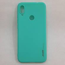 Чехол Xiaomi Redmi Note 7 SMTT Mint