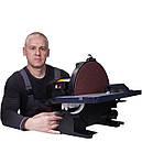 Тарельчатый шлифовальный станок WorkMan DS-F, фото 6