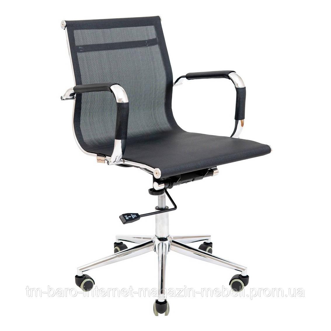 Кресло Кельн ЛБ черный, Richman