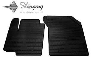 Suzuki Vitara  2015- Комплект из 2-х ковриков Черный в салон