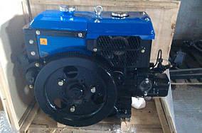 Двигун дизельний JD 16 на мототрактора (DW 160LX і аналоги)