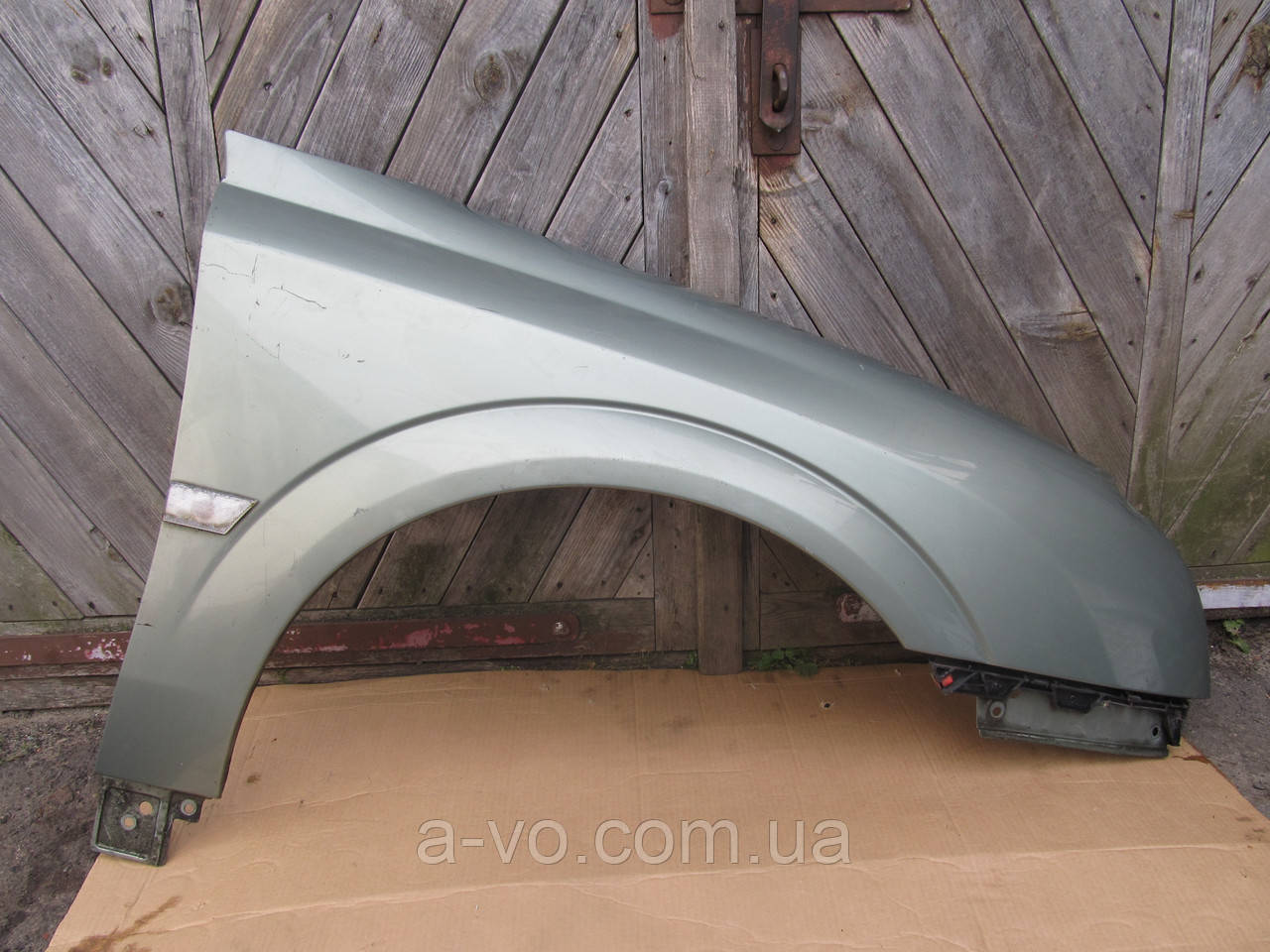 Крыло переднее правое для Opel Vectra C Signum