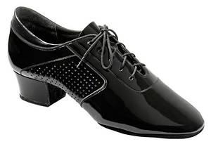 Чоловіче танцювальне взуття латина - Galex fleksy
