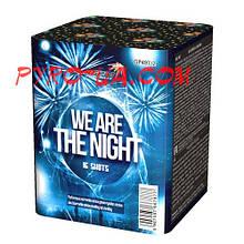 Салютная установка WE ARE THE NIGHT 20 калибр, 16 выстрелов GP497/2  12352