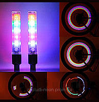 Подсветка колес 5 led с включателем