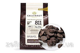 Черный Бельгийский шоколад BARRY CALLEBAUT ( Барри Каллебаут), 100 грамм