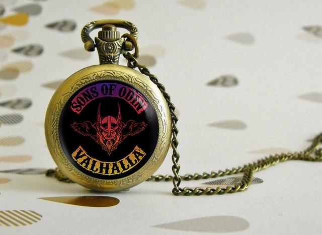 Карманные часы Викинги / Vikings