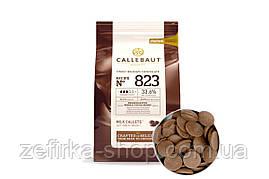 Молочный Бельгийский шоколад BARRY CALLEBAUT ( Барри Каллебаут), 100 грамм