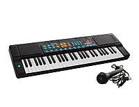 Синтезатор HS5460A 54 клавиши,микрофон,USB,от сети