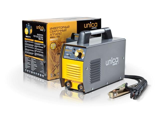 Сварочный аппарат UNIСA ММА 211 технология IGBT