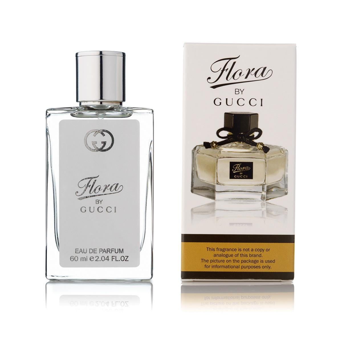 60 мл міні-парфуми Flora by G u c c i - (Ж)