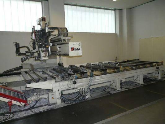 Обрабатывающий центр CNC IMA BIMA 810, фото 2