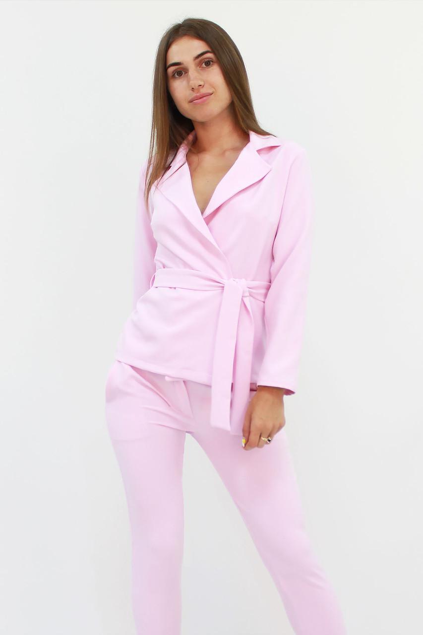 S, M, L, XL / Молодіжний жіночий костюм Astrid, рожевий