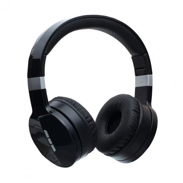 Bluetooth наушники беспроводные с микрофоном блютуз GORSUN GS-E88 черные