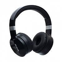 Bluetooth наушники беспроводные с микрофоном блютуз GORSUN GS-E88 черные, фото 1