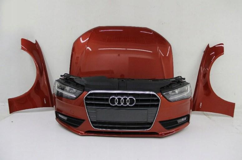 Комплект передка Audi A4 8K B8 2.0TFSI