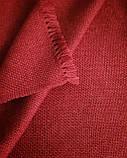 Кашемировый шарф Chadrin с шелком красный, фото 2