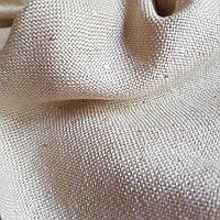 Кашемировый шарф Chadrin  с шелком и микропайетками бежевый, фото 1