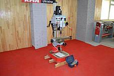 Сверлильно-фрезерный станок Holzmann ZX 40PC, фото 2