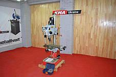 Сверлильно-фрезерный станок Holzmann ZX 40PC, фото 3