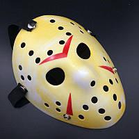 Оригинал! Маска  Джейсона  страшная маска на хэллоуин., фото 1