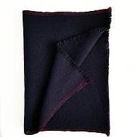 Кашемировый шарф Chadrin темно синий, фото 1