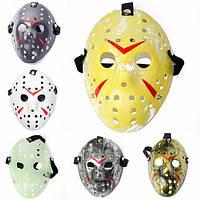Оригинал! Маска  Джейсона  страшная маска на хэллоуин.