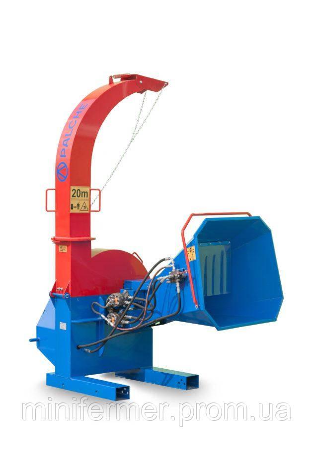 Измельчитель древесины PL-160