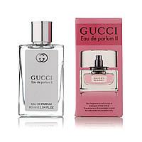 60 мл мини-парфюм Gucci Eau De Parfum 2 - (Ж)