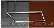Светильник арт панель светодиодная LUMEN Рамка 48W 4100К