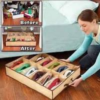 Органайзер для хранения обуви Shoes under - Шузандер