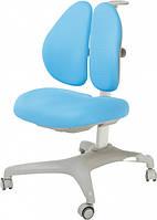 Подростковое кресло для дома FunDesk Bello II. Голубое, серое,розовое, фото 1