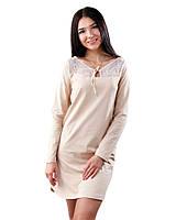 Удобная женская ночная сорочка (в размерах XS-2XL)